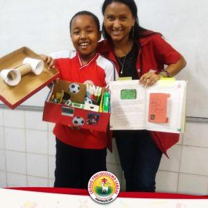 """Quarto ano construindo a """"Caixa dos Sonhos"""" motivados pela Educação Financeira - dsop."""